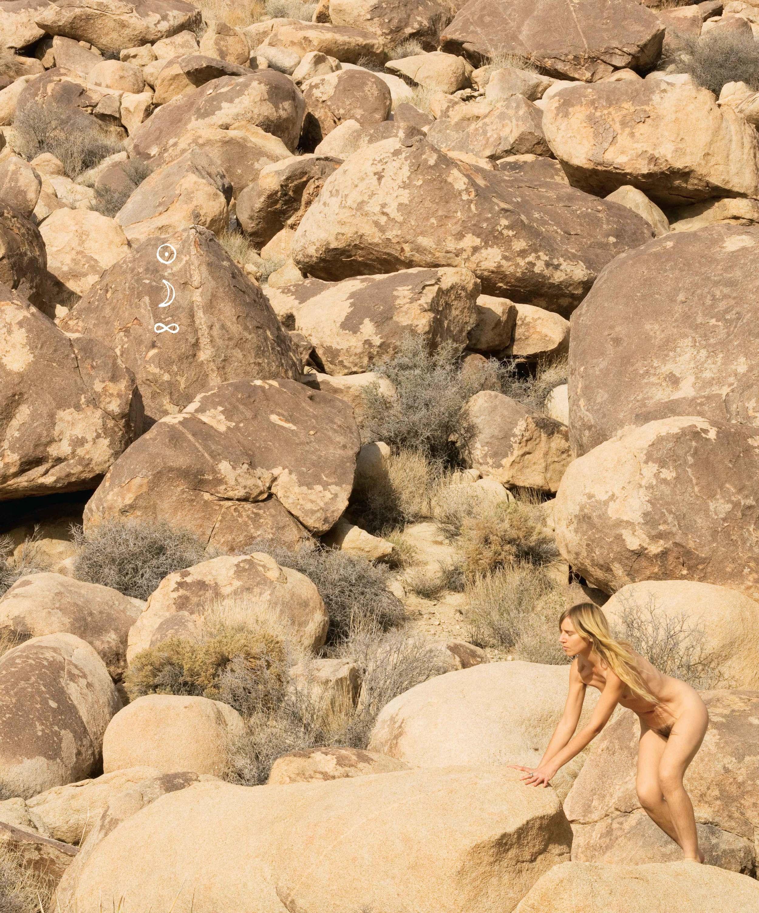 Water in the Desert    by Angela de la Agua    $88.00