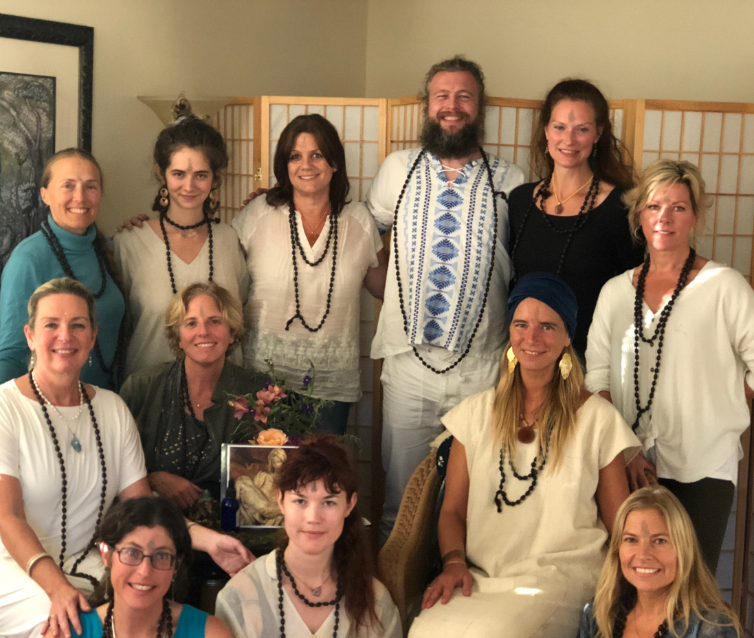 The Holy Womb Chakra Workshop - Sign up for my mailing list for future workshop dates!