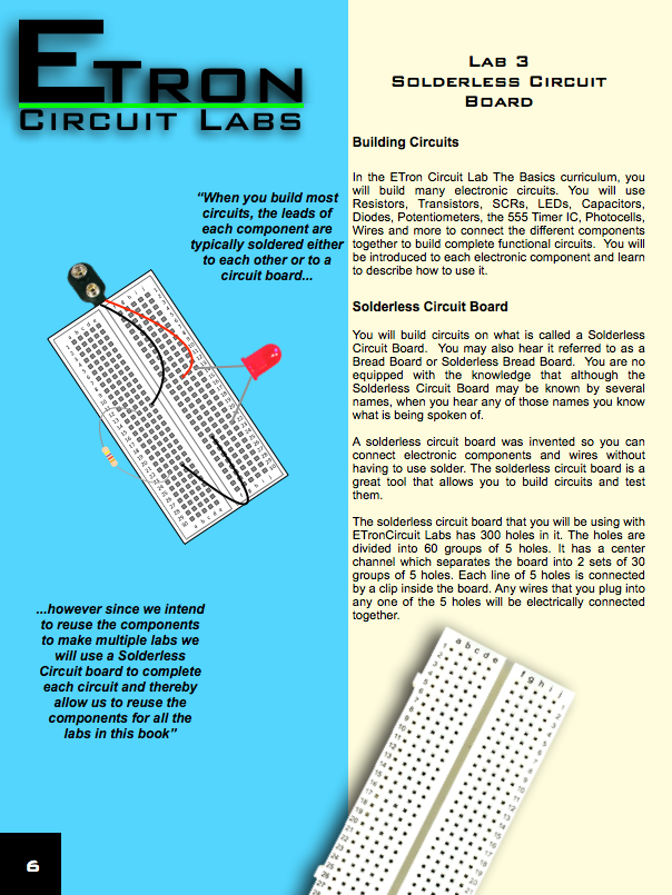 The Basics Lab 1 - Basic Circuit