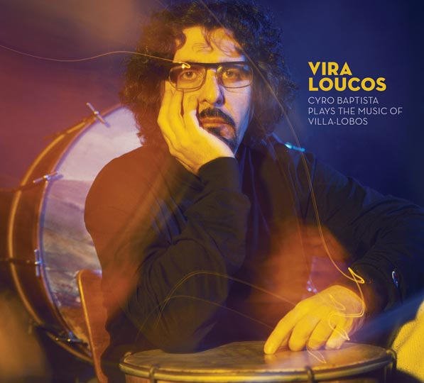 Vira Loucos album artwork. 2010.