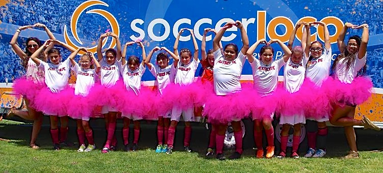 2014 Power of Pink Honorable Mention, GU12 Aztecs