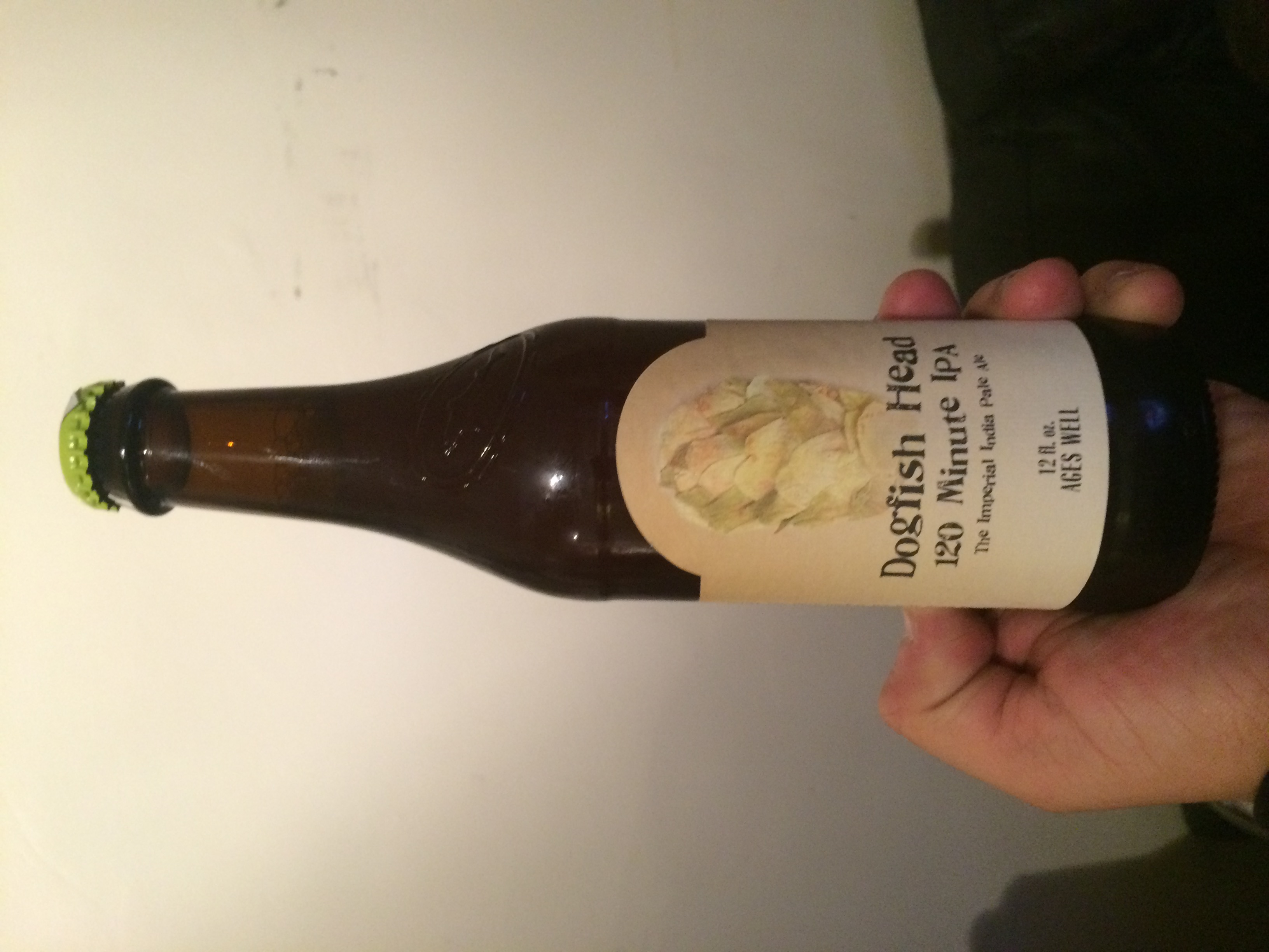 I wondered often if I would ever taste this beer.