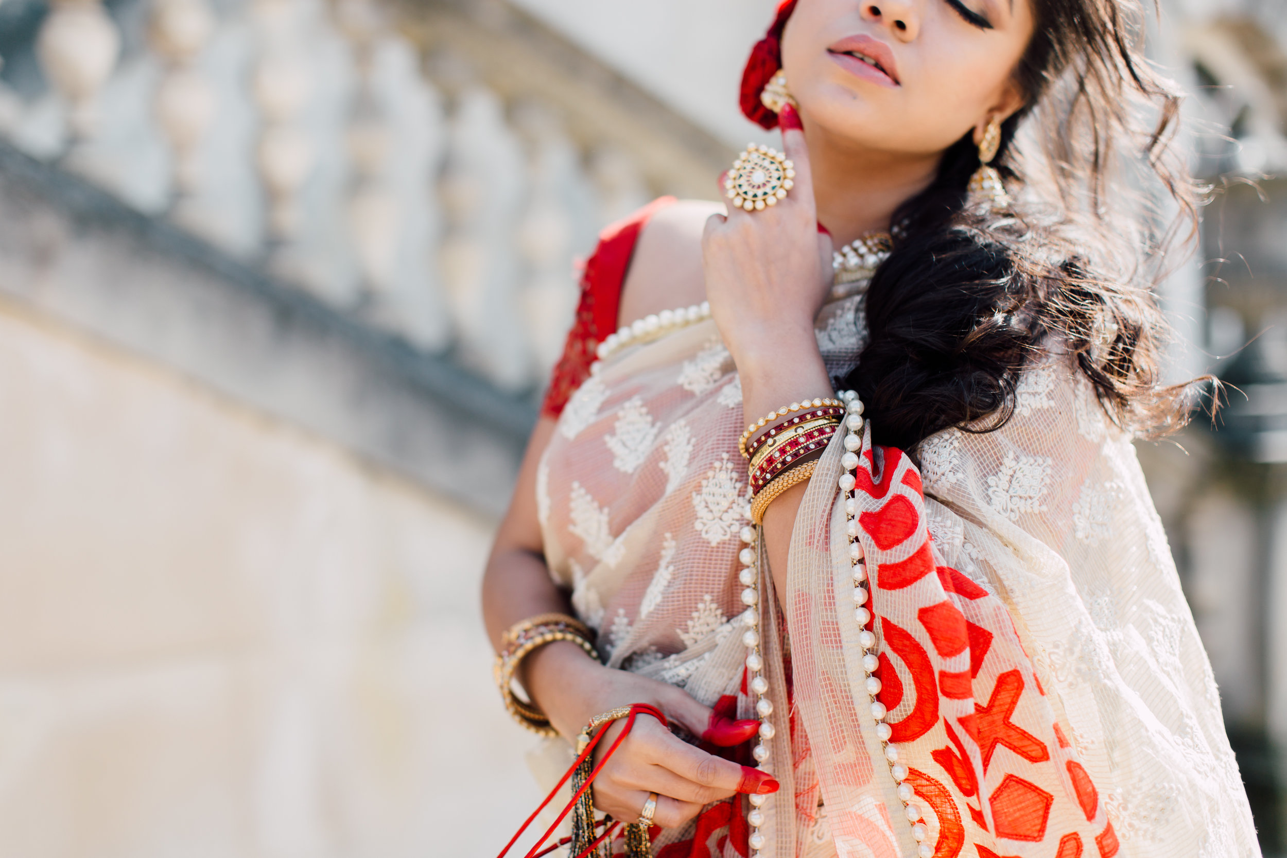 One Time Fashionista - Bengali New Year's