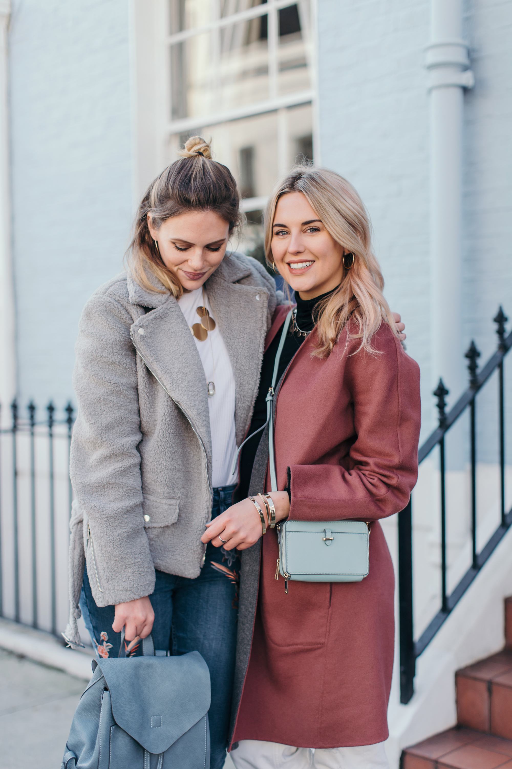 Style Lobster and Cocoa Chelsea - Accessorize winter campaign