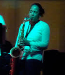 Serena Wiley, Saxophone,  New York City, NY