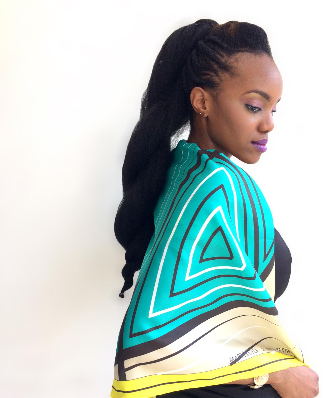 nnenna hair blogger with marte x antidote scarf 2.jpg