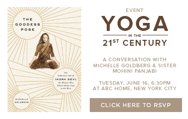 Yoga in the 21st Century