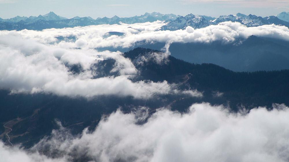 Stevens Pass, Cascade Mountains