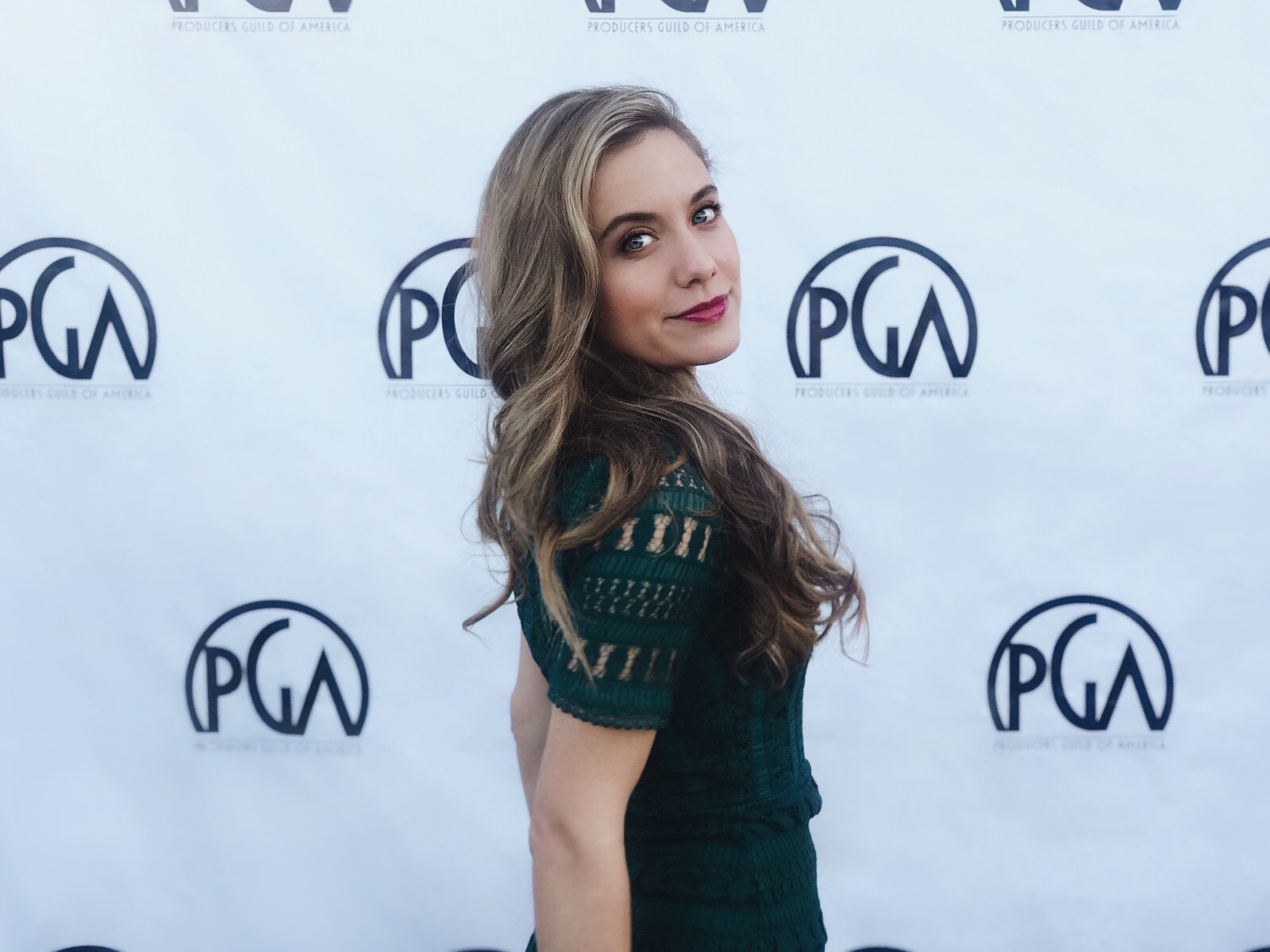 Marlee Roberts at the PGA Oscars Party in Studio City, California.