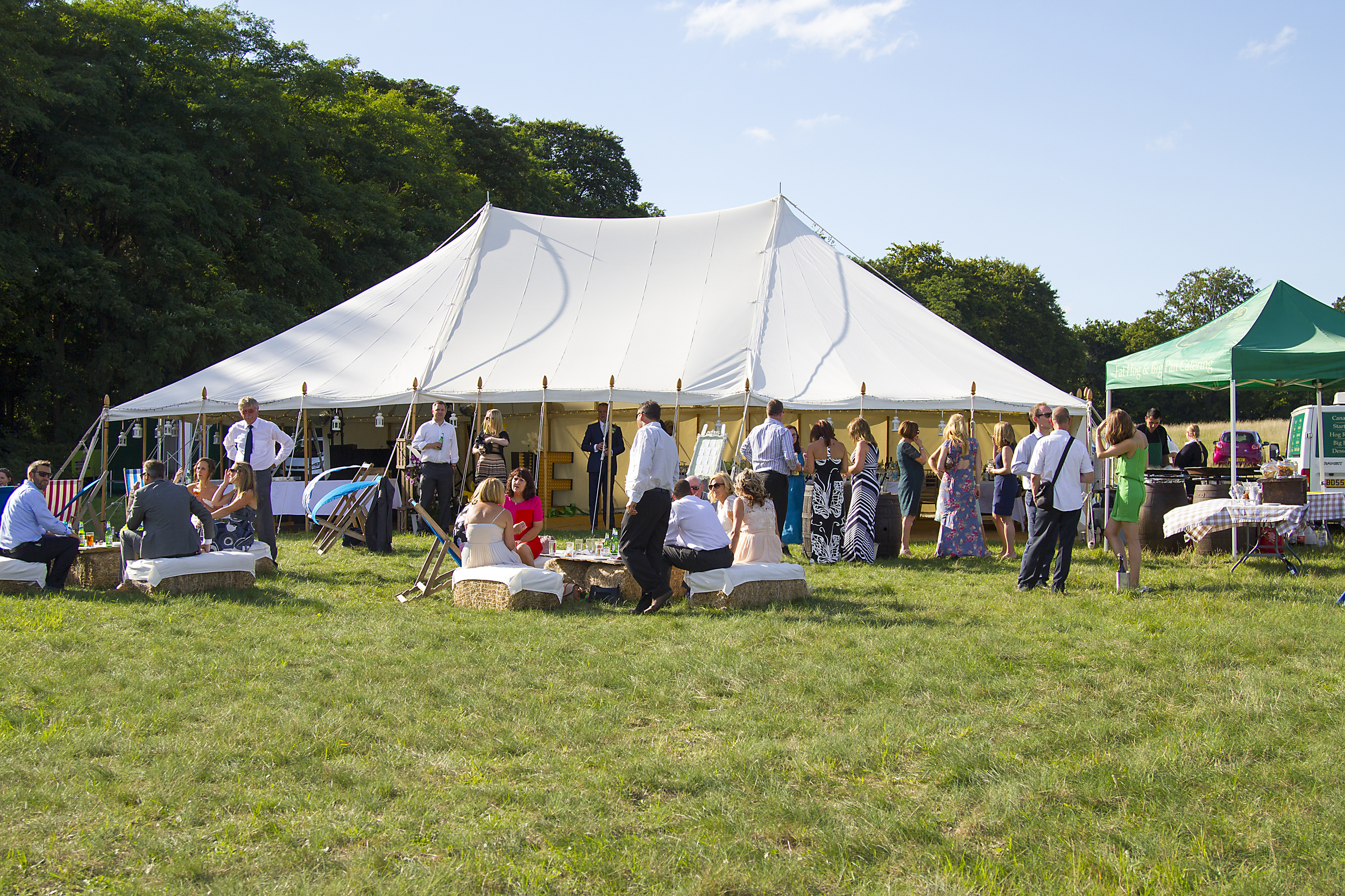 Tents n Events at Fiesta Fields