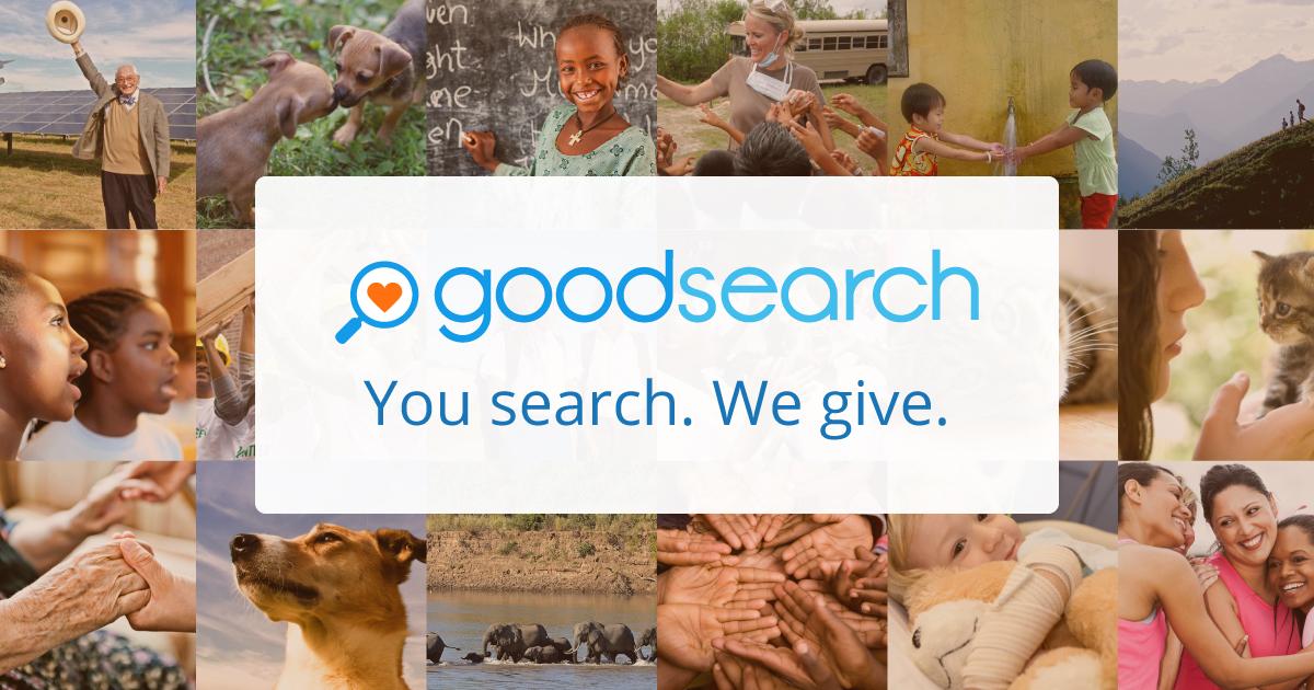 GoodShop + GoodSearch