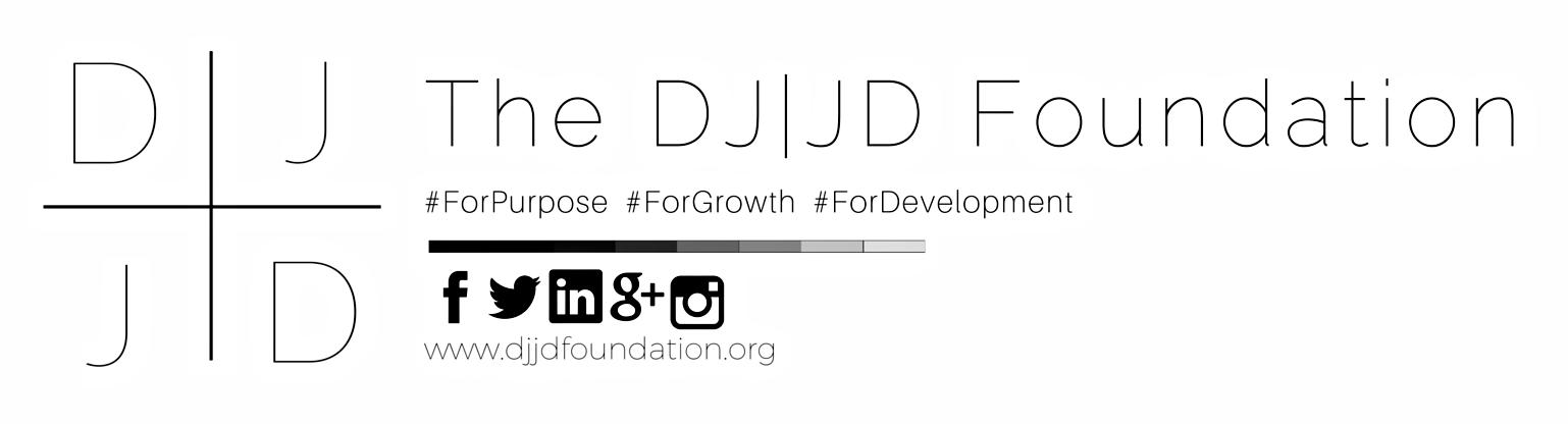 The DJ|JD Foundation (c) Logo