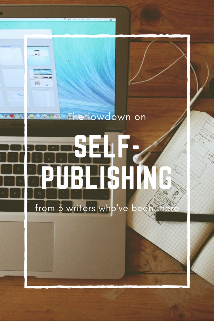 Self-publishing is a way to gain readers for writers either immobilized by the traditional publishing process or thwarted by the constant rejection. I picked the brains of three self-published authors to learn the ins and outs. Meet and learn from here!