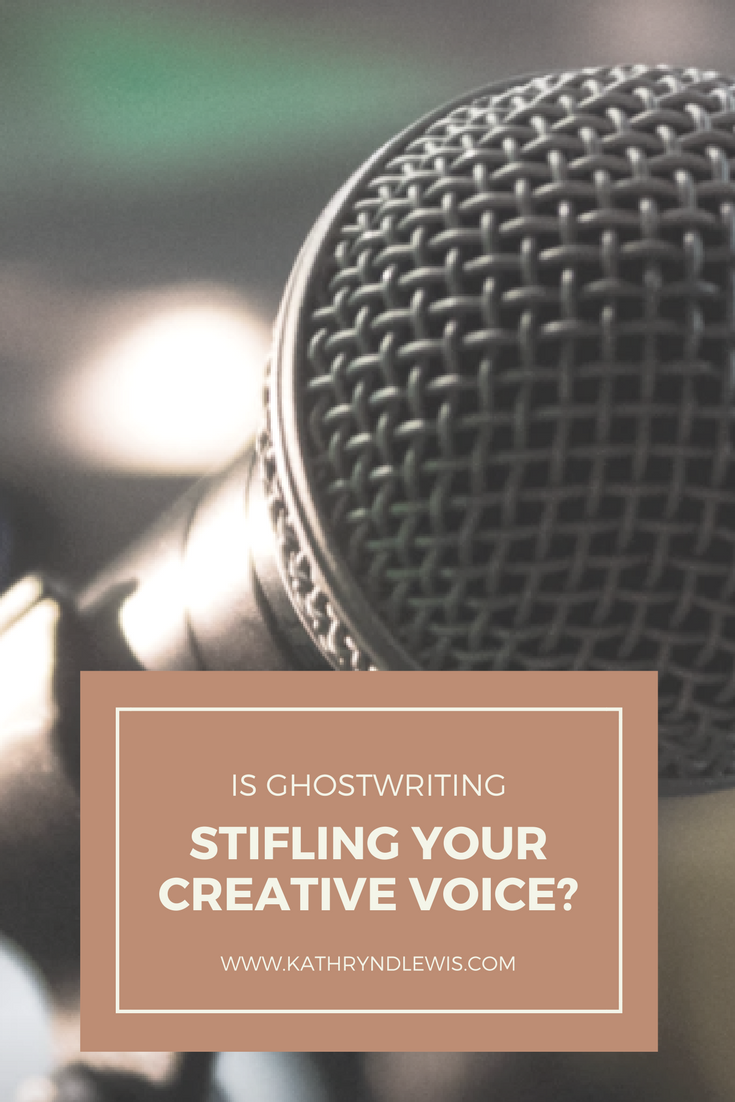There's an old proverb that says to never let the truth get in the way of a good story. But what about when it's your job to lie in order to tell a story? Ghostwriting for clients was the catalyst to help this writer find her truth again and recapture her voice.