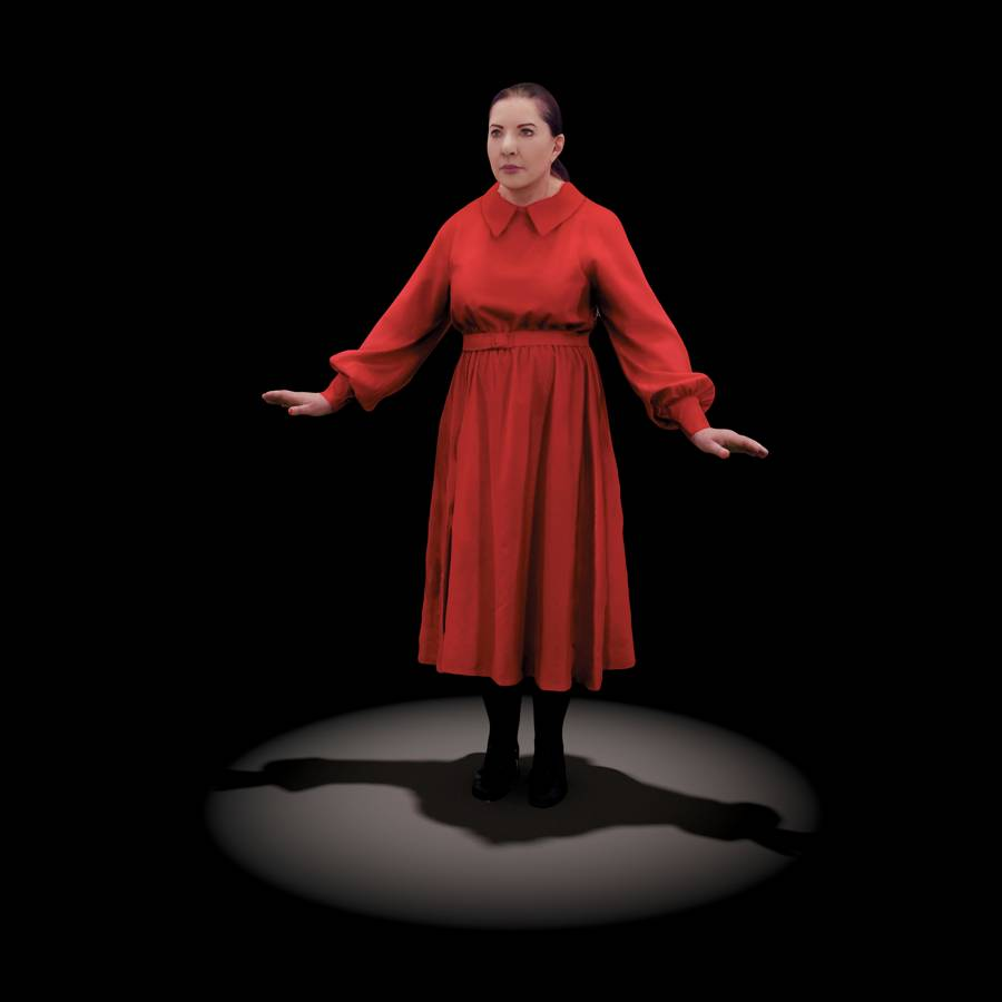 THE LIFE / MARINA ABRAMOVIC / DIRECTED BY: TODD ECKERT / CREATIVE DIRECTOR ; GEORGE FUENTES / VFX :THINKINGSEEDSTUDIO / DEV: TINDRUM . (AR Installation / coming soon)