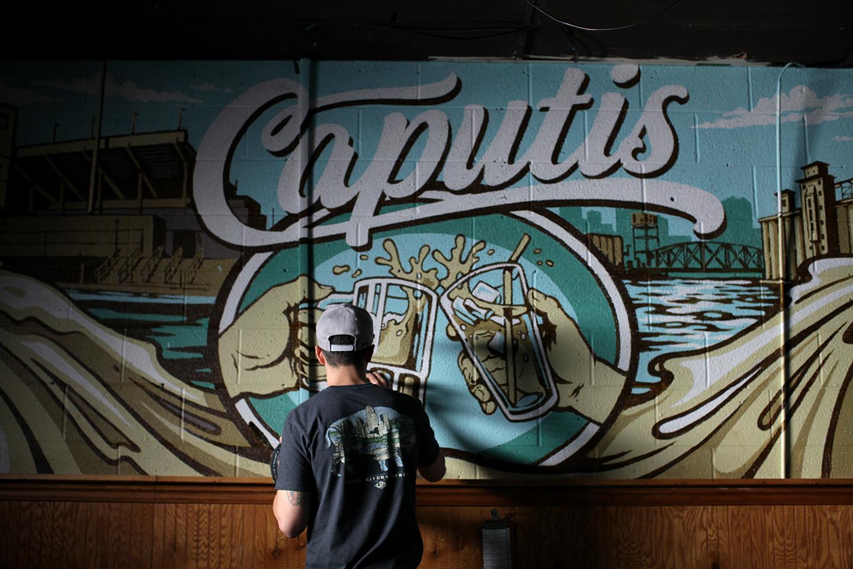 Caputis Pub -