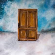 "Strive to enter though the narrow door. """