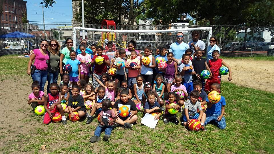 Hissey Soccer Camp 2015
