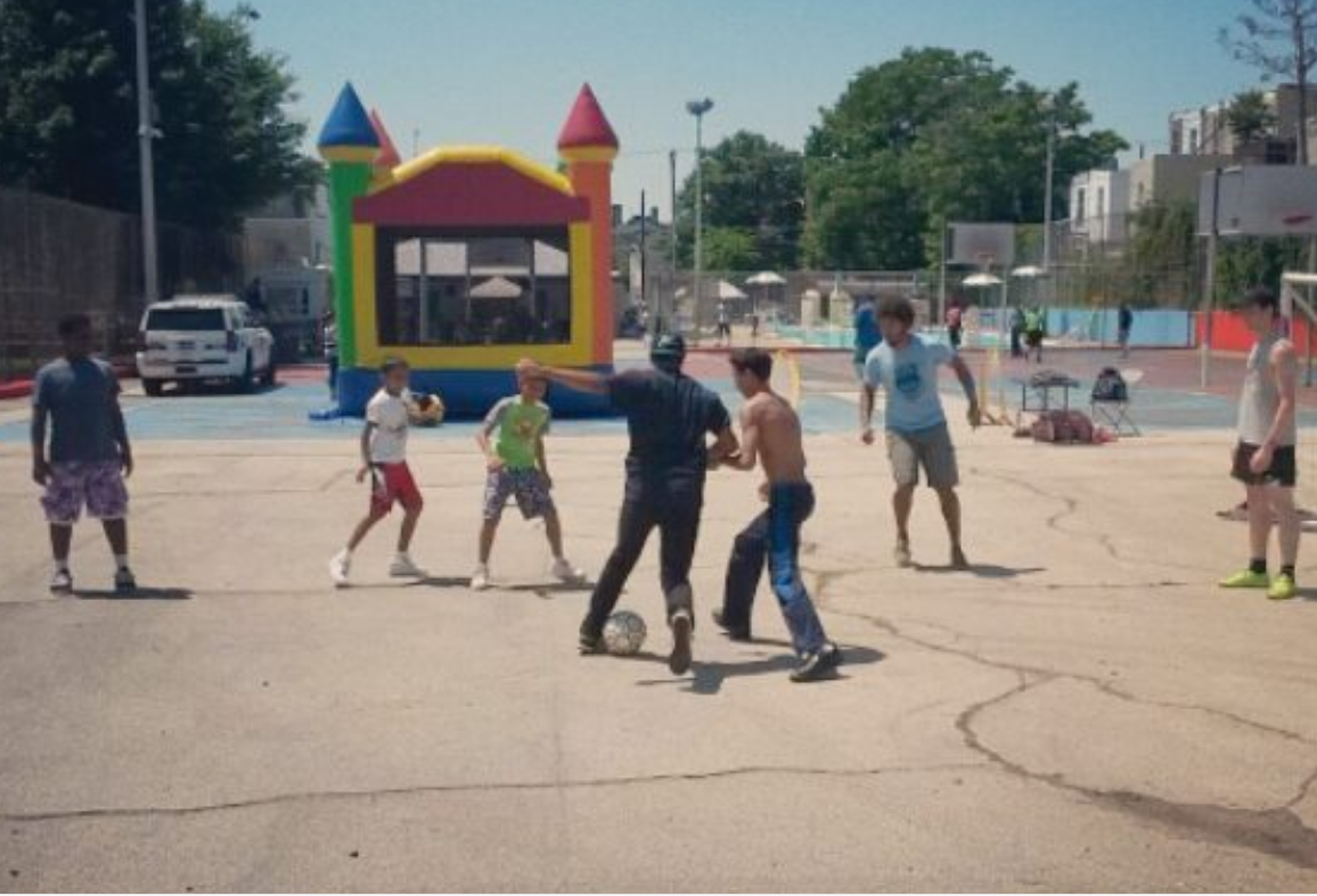 Waterloo Playground Community Festival