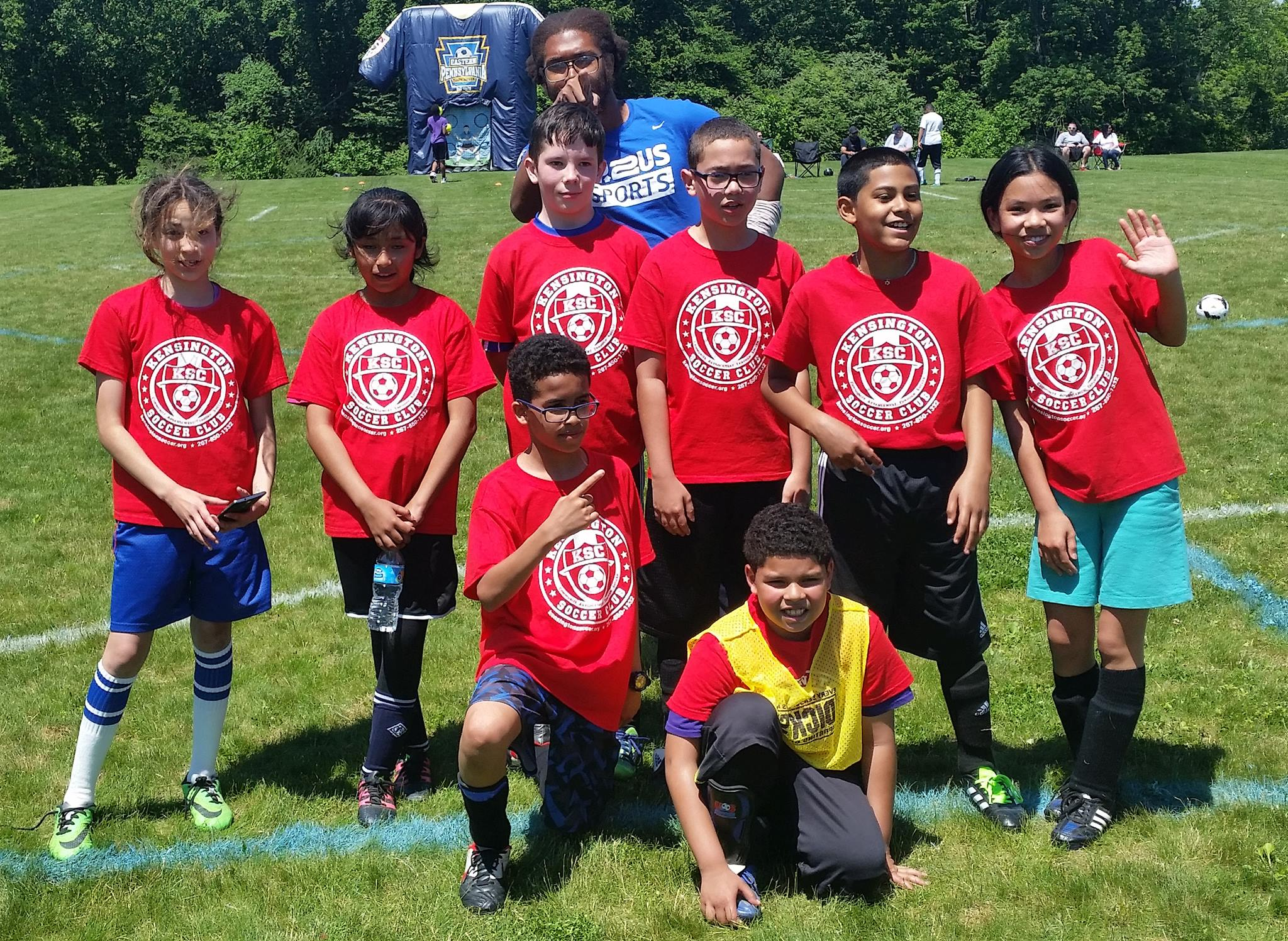Intramural Boys & Girls   - Birthdates: 2004 to 2010, boy and girl teams organized by agePractice: twice weekdays 6-7:30PMGame Days: Saturdays 11:30AM or 1PM