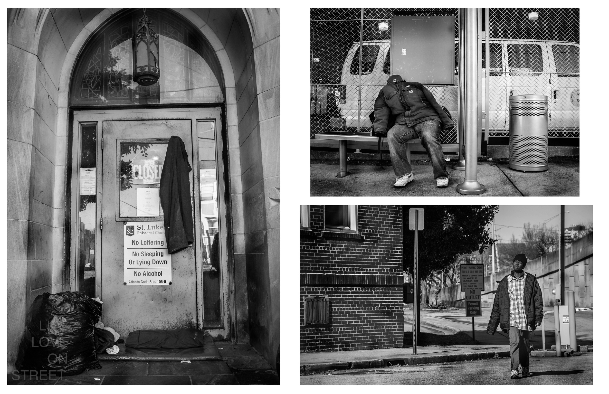 LIFE LOVE ON STREET