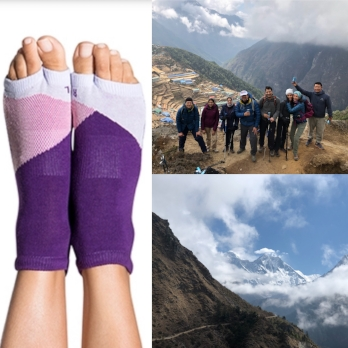 Day 3 and 4: - Namche to Tengboche