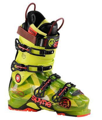 K2 Spyne 130 LV mens ski boot