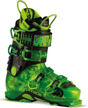 K2 Pinnacle 130 LV mens ski boot