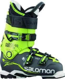 Salomon Quest Pro 130 mens ski boot
