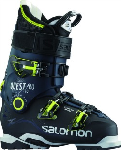 Salomon Quest Pro 110 mens ski boot