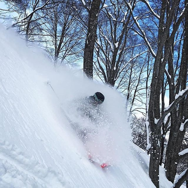 Yukifull breakfast in Hakuba for our store manager @joshpinetree ! 🥣🤙30cm+ over night! 📸@saroofudgcans | #BootSolutionsJapan #Hakuba