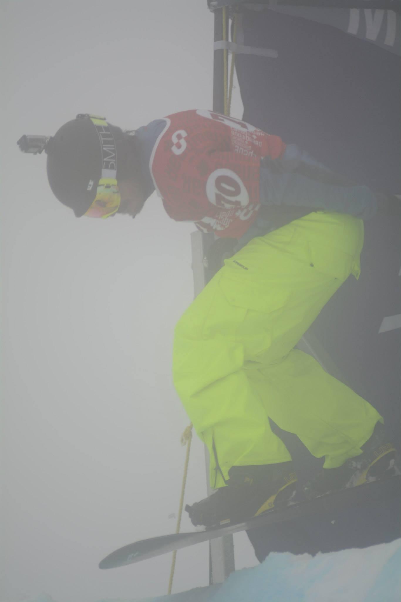 Foggy Canada Start