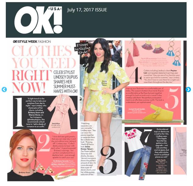 OK! 2017 Feature