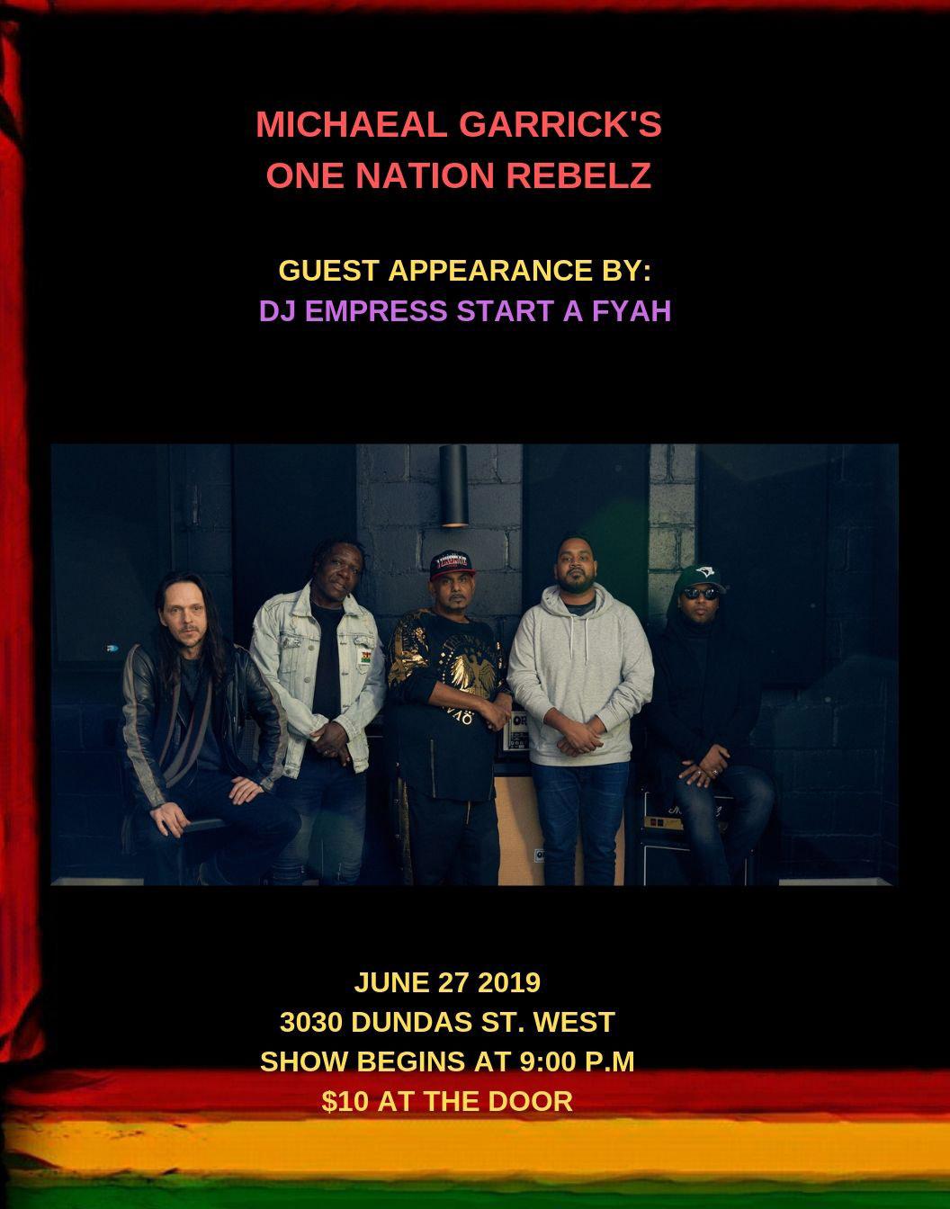 Club 3030  Presents_ Michaeal Garrick's One Nation Rebelz 11 x 14.jpg