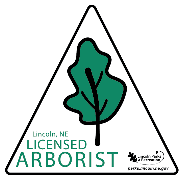 Lincoln parks and rec arborist, One Life Tree Service.png