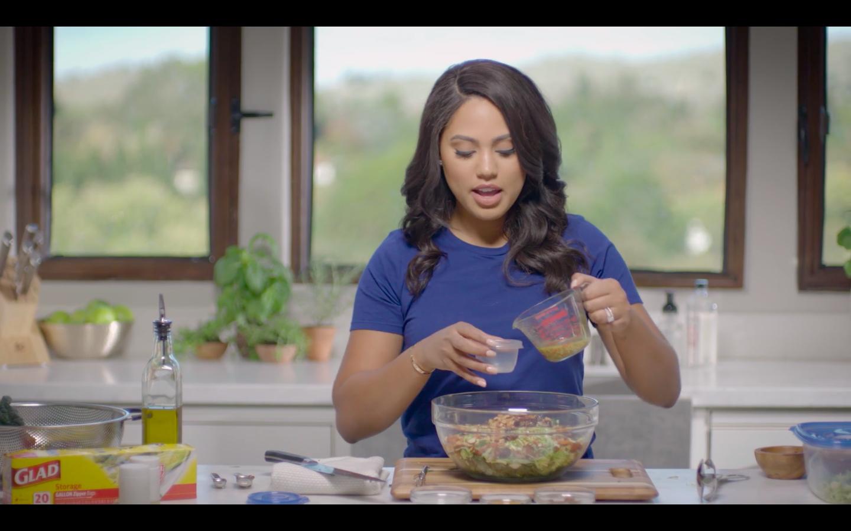 Ayesha Curry: Gladware
