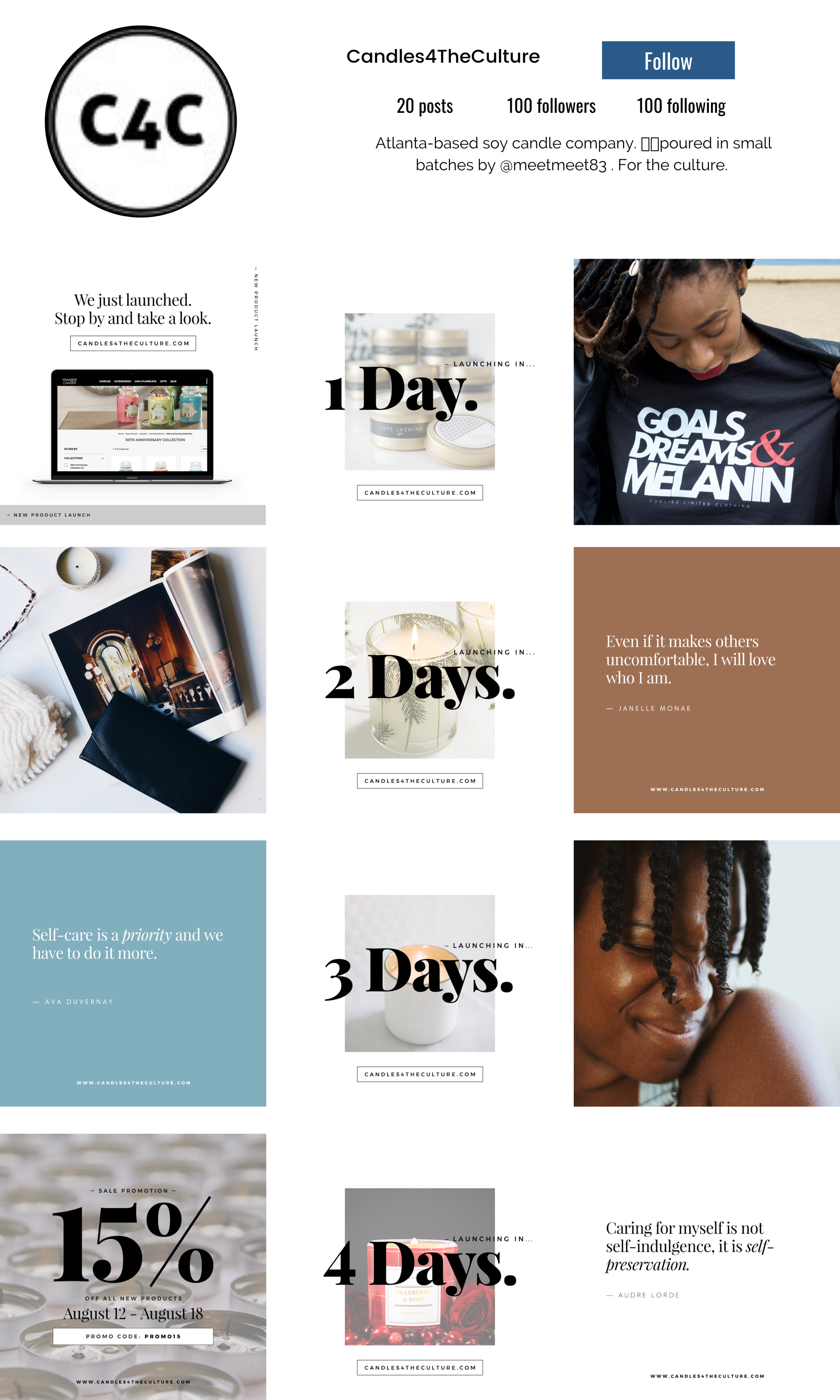 Candles4TheCulture Instagram Grid Template.png