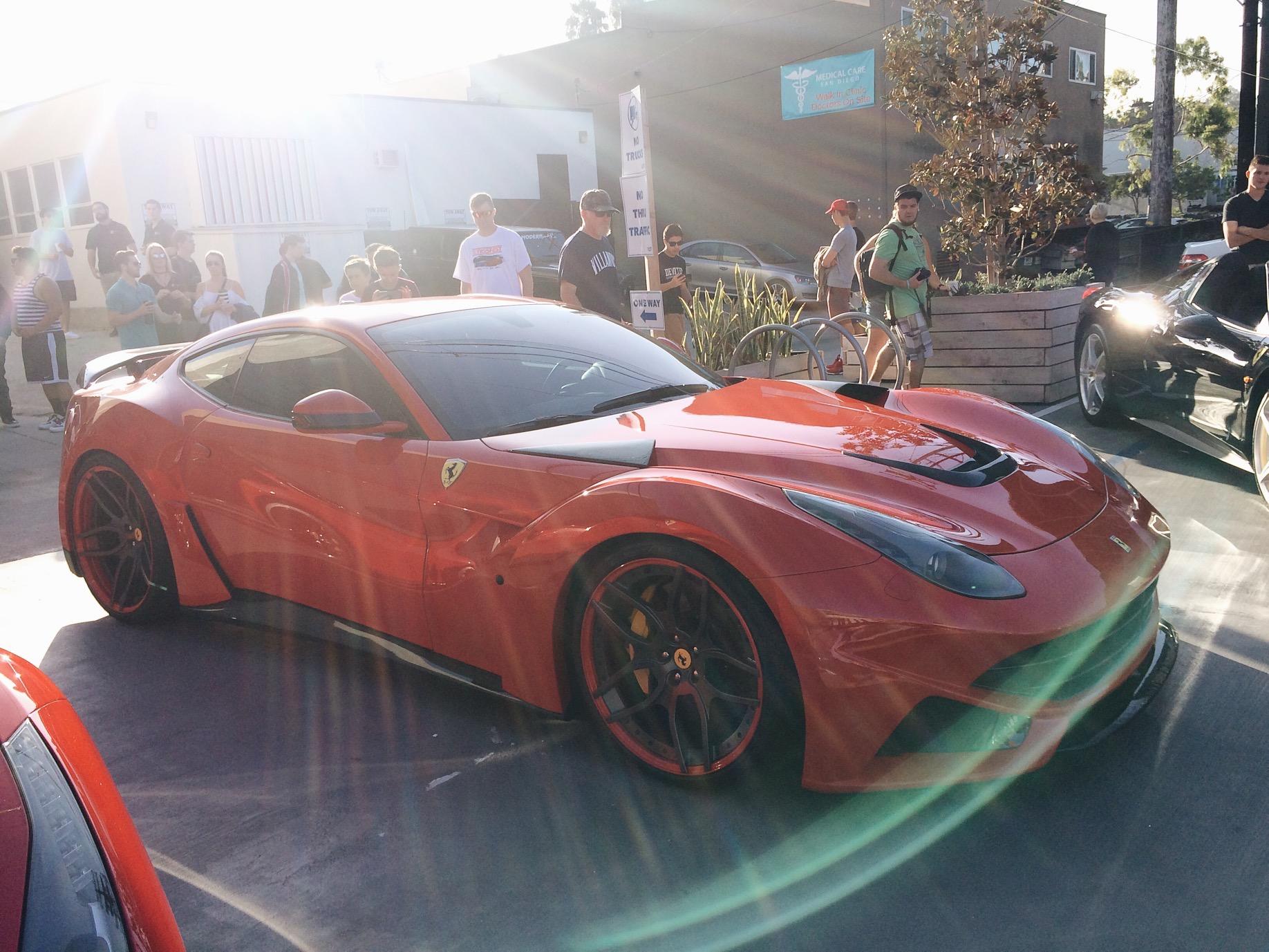 Novitec Ferrari.