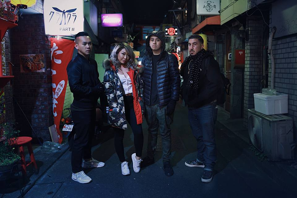 Ran into some familiar faces from LA, Joey of The Chronicles, you car people knows whats up with this group right here. Randomly ran into them in Harajuku and I appreciate them taking the time to converse before going about our own ways. Oh btw, in case you don't know, check his blog out,   https://stickydiljoe.com/  . Photo Courtesy: Joey Lee.