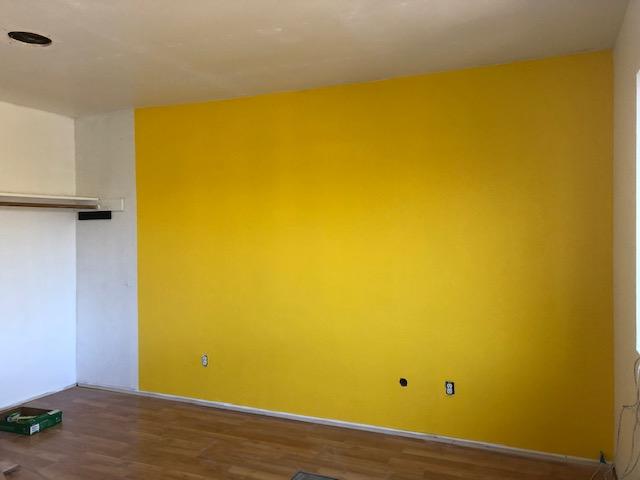 After: Master bedroom.