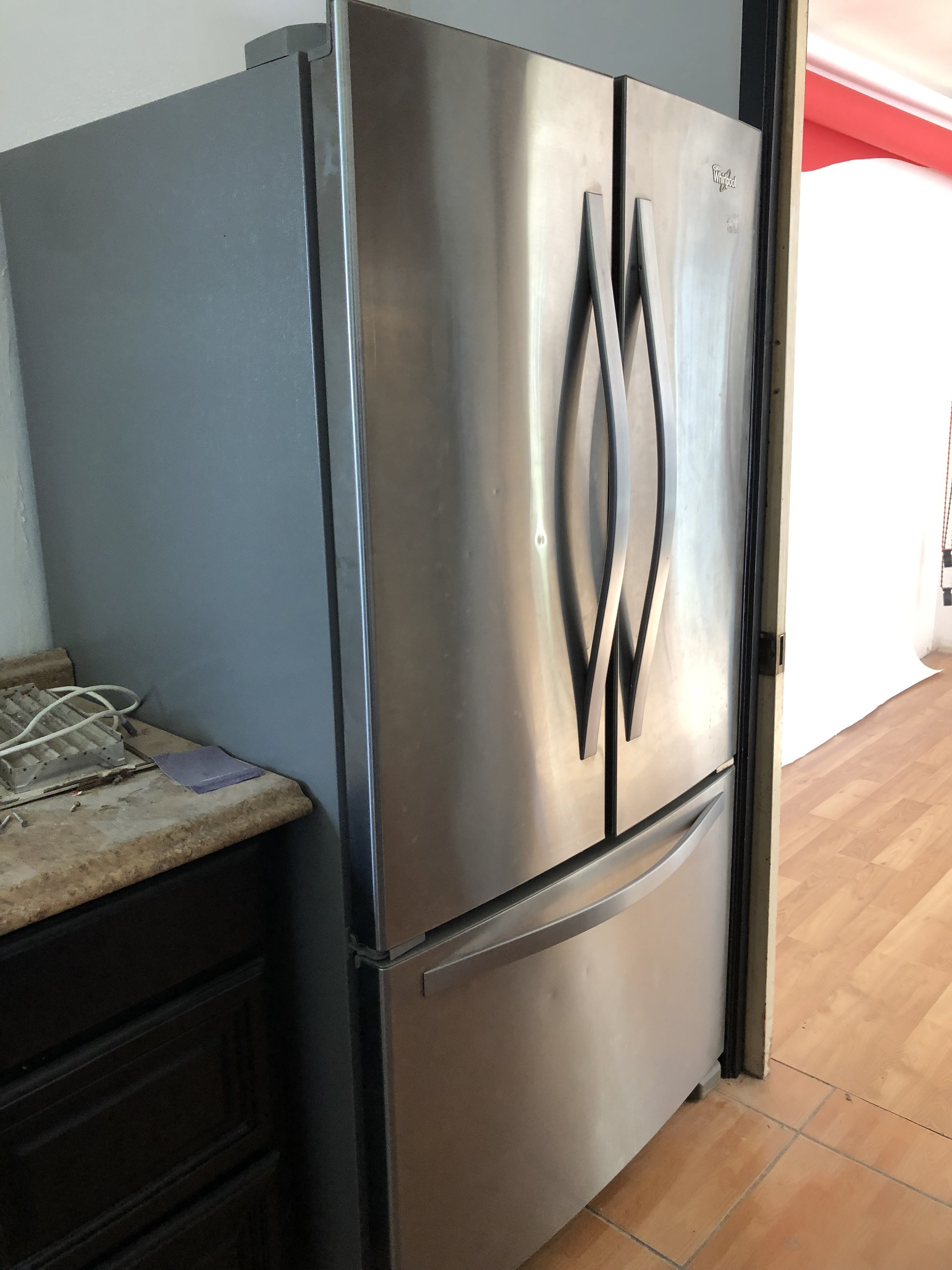 Finally got a fridge.