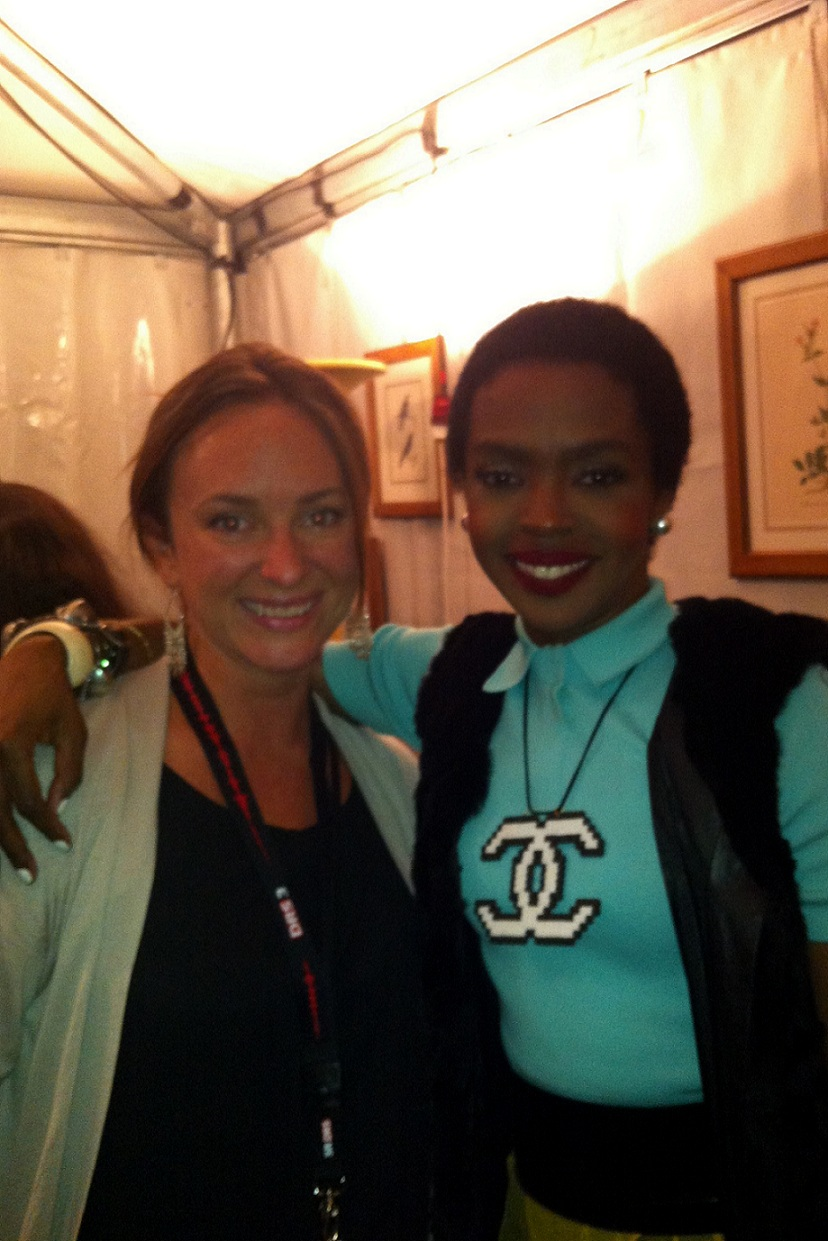Ms. Lauryn Hill (Openair Zermatt)