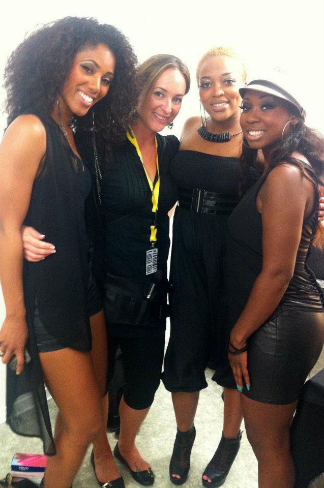 Ms. Lauryn Hills Background Singers