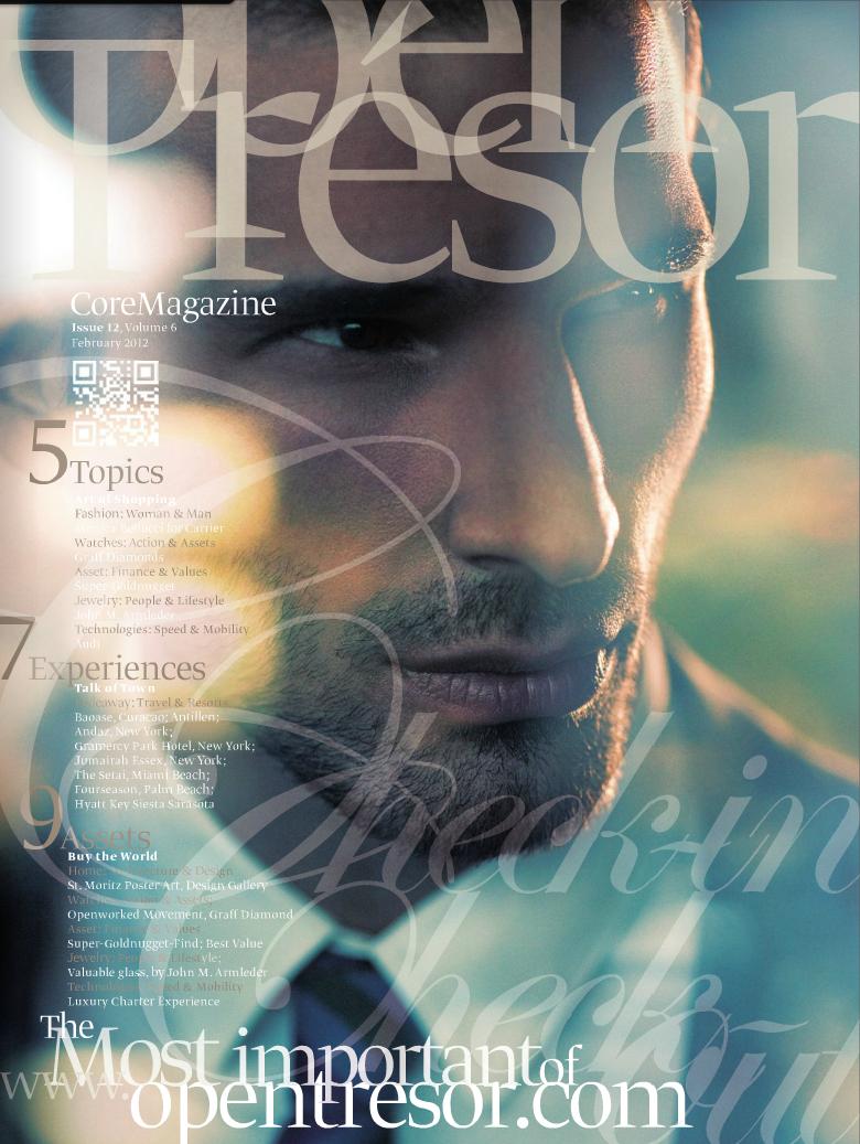 Cover Open Tresor