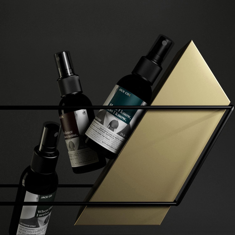 Jack Cox  Branding—Packaging
