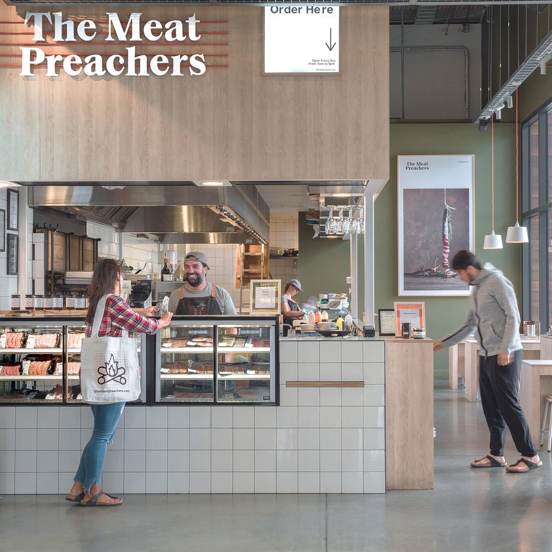 The Meat Preachers  Branding—Illustration