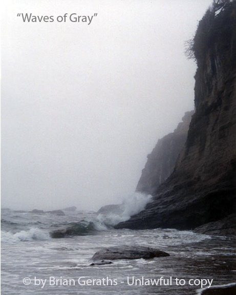 waves of gray