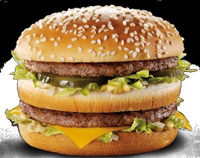 The Big Mac of men's colognes...