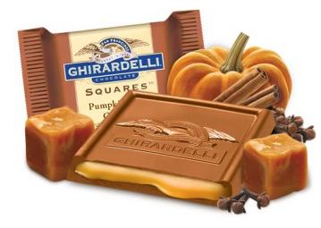 Ghirardelli pumpkin spice