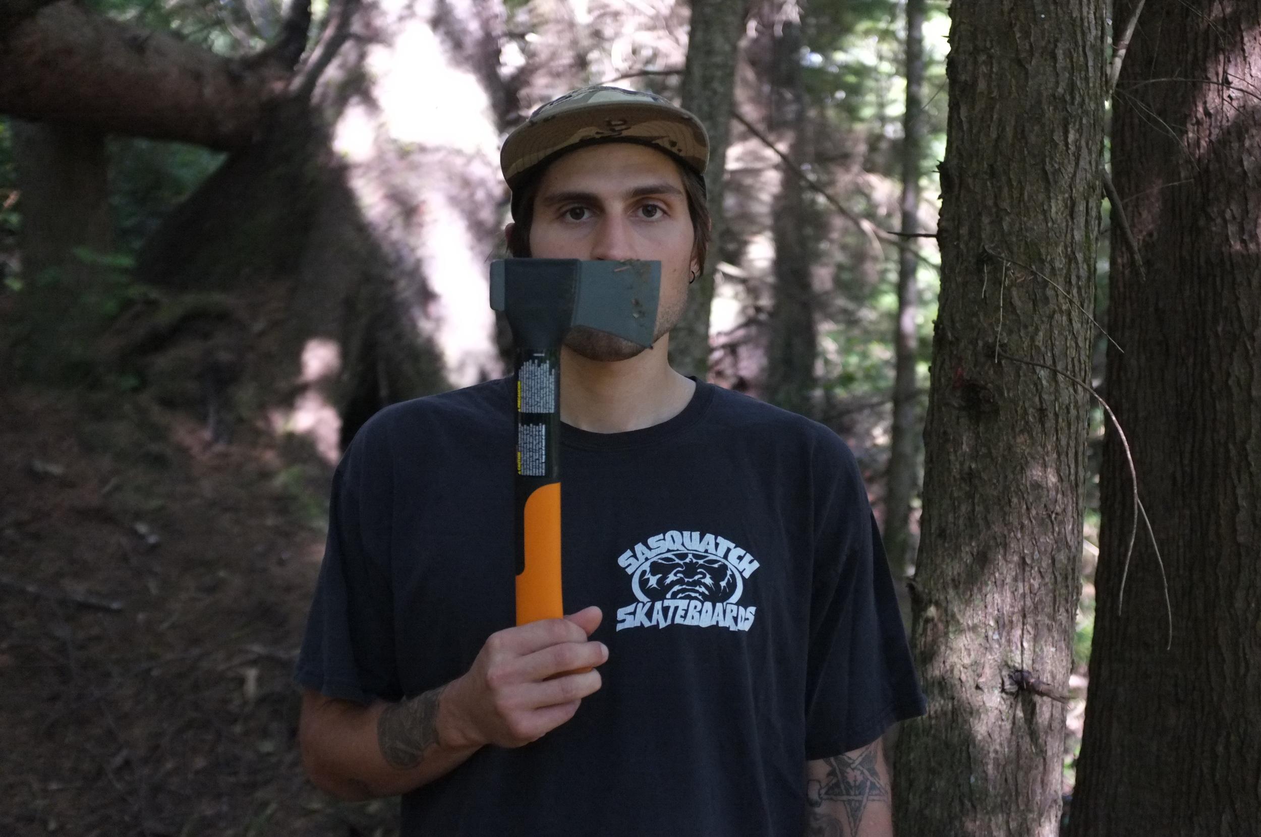 Sasquatch Hunting
